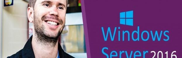 Curso Windows Server 2016 Gratuito! Inscreva-se Agora!