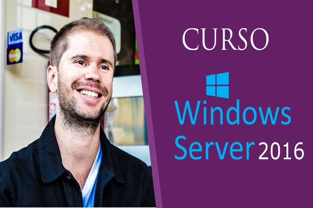 curso windows server 2016