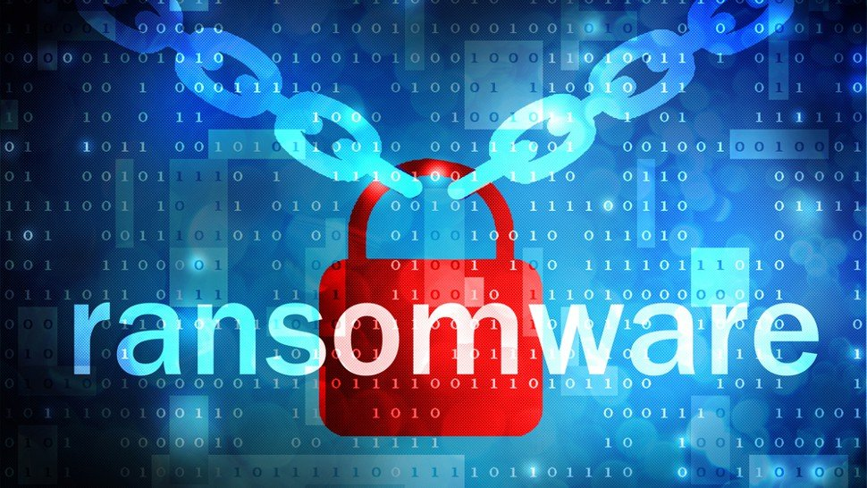vírus que criptografa arquivos