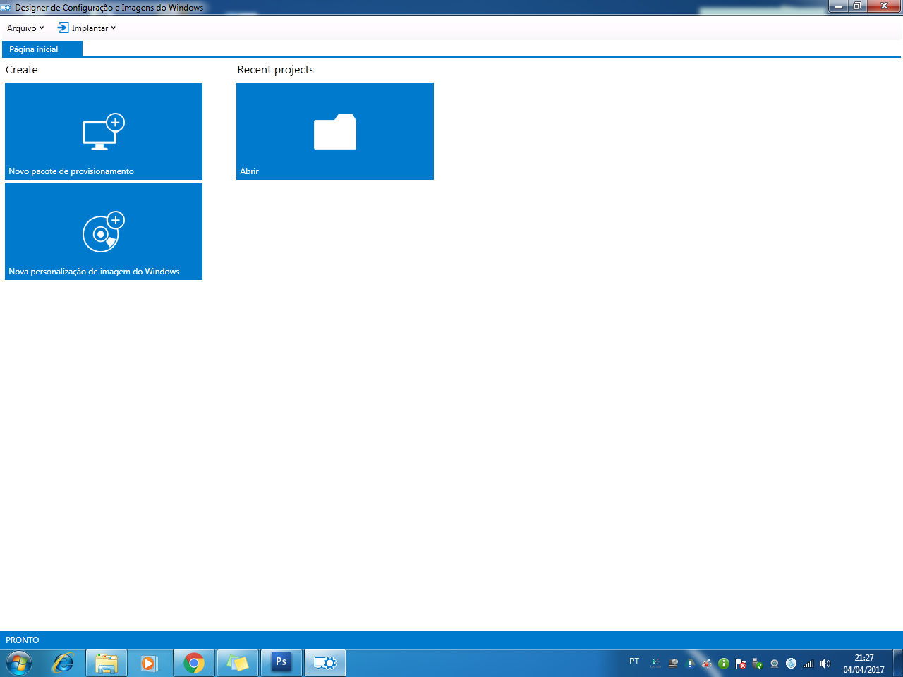 Windows icd