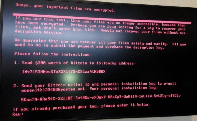 novo ataque de ransomware petya infecta computadores no brasil